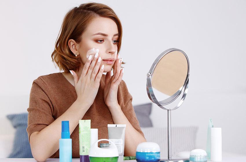 اهمیت مراقبت های روزانه پوست