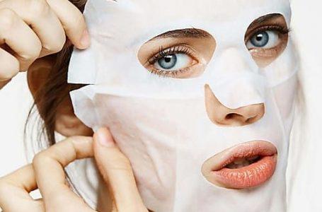 ماسک صورت ورقهای-خانومی