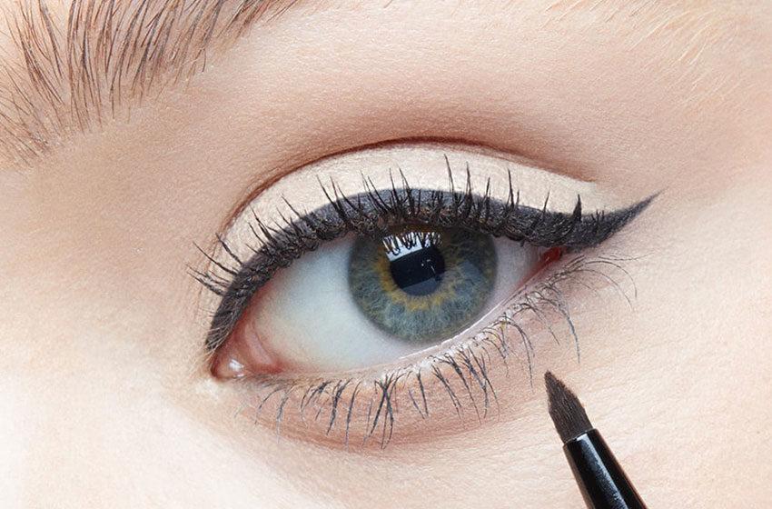 انواع خط چشم و کاربرد آنها