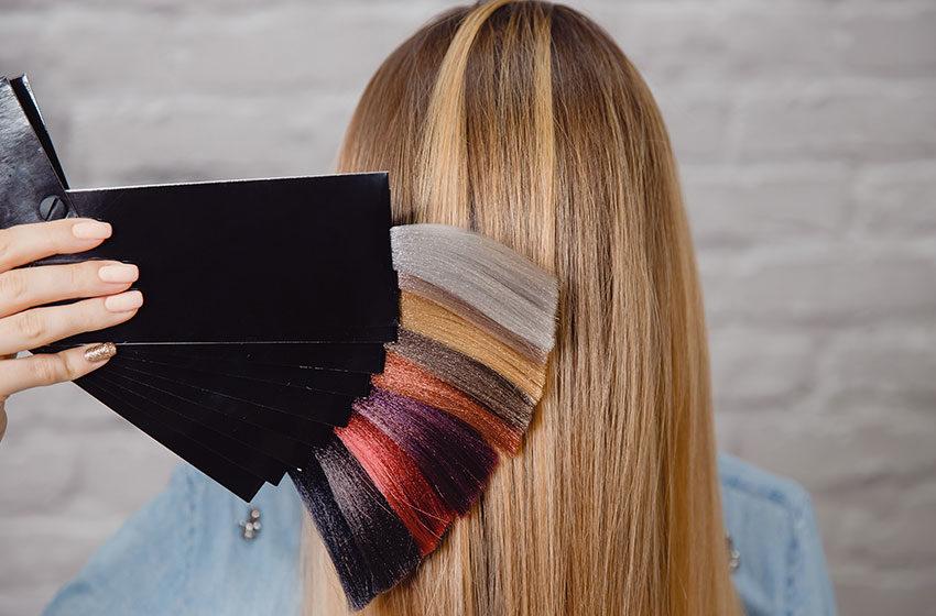 نکته های ناگفته ی آرایشگرها برای رنگساژ کردن مو