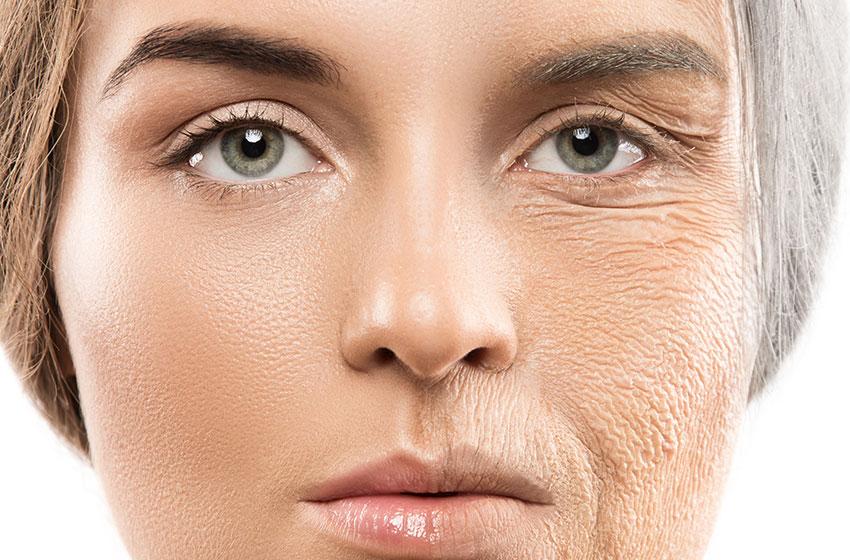 چه عواملی باعث پیری پوست می شود؟