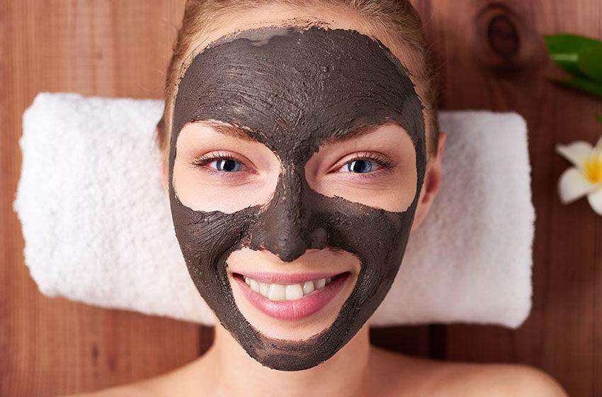 خواص ماسک زغال برای پوست