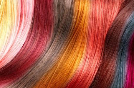 واریاسیون رنگ موی خالص و کمکی است.