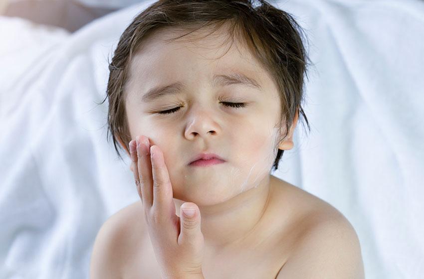 نکات مربوط به سلامت پوست نوزادان