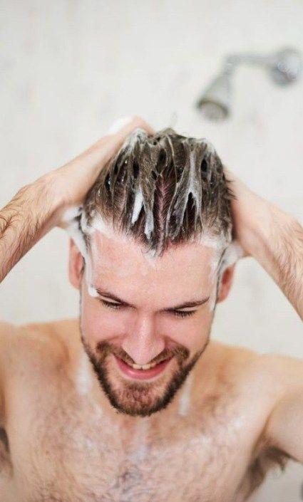 شستشوی موی آقایان-خانومی