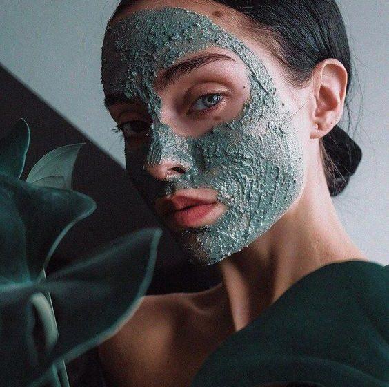 انواع ماسک صورت موثر برای درمان جوش