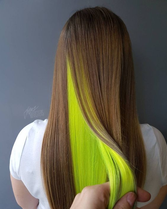 رنگ مو-خانومی