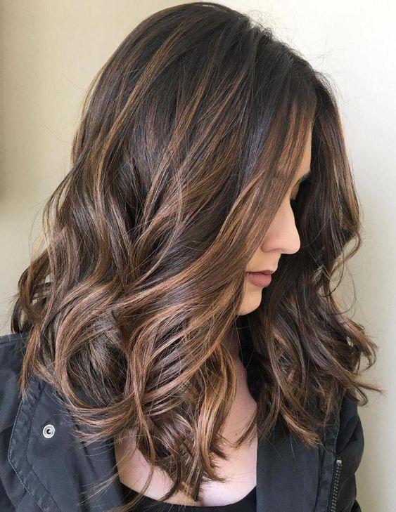 رنگ مو بدون دکلره روشن-خانومی