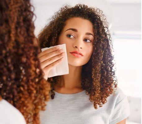 پاک کننده آرایش-خانومی