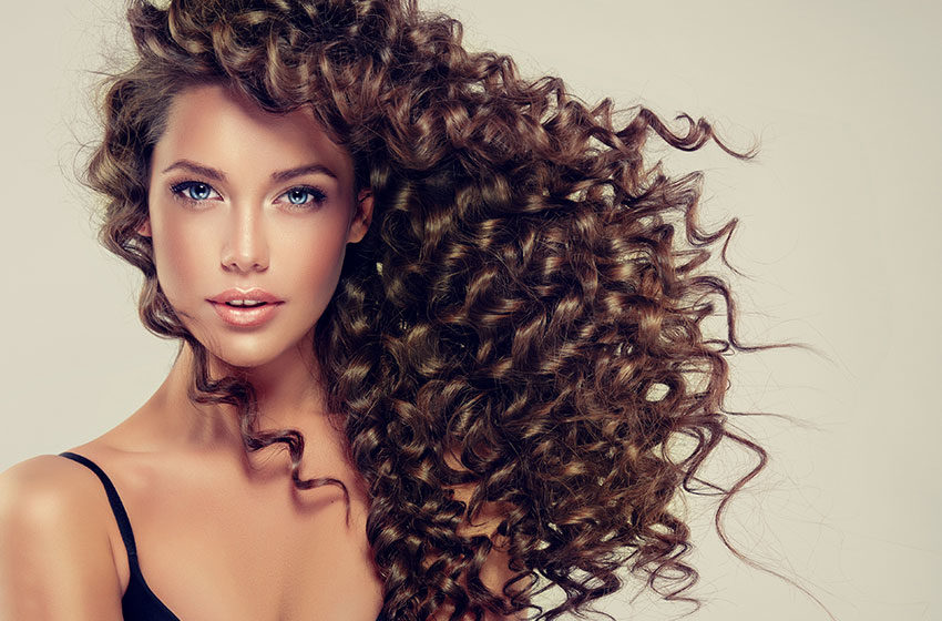 چگونه موی فر حلقهای ماندگار داشته باشید؟