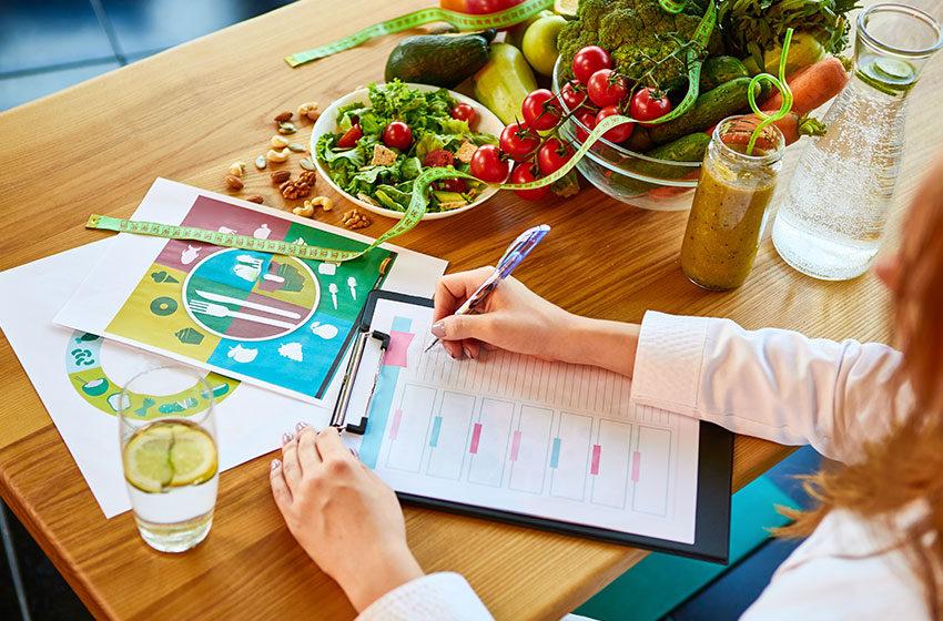 رژیم غذایی و برنامه غذایی؛ تعاریف، چهارچوب و نکات