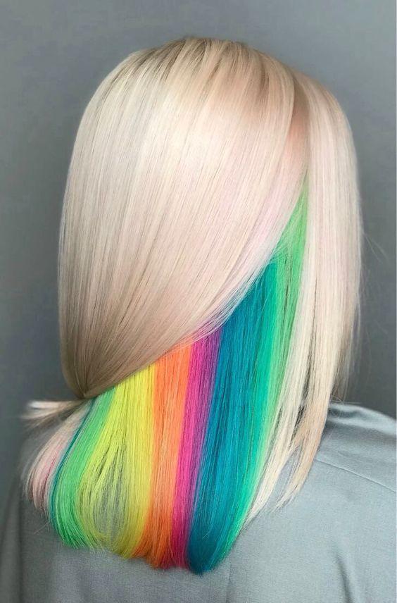 مراقبت از موهای رنگ شده-خانومی