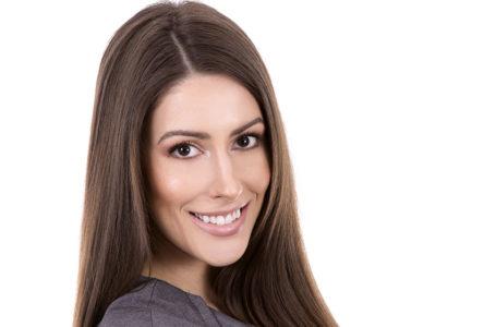 آرایش برای صورت های کشیده و لاغر؛ 4 نکته مهم