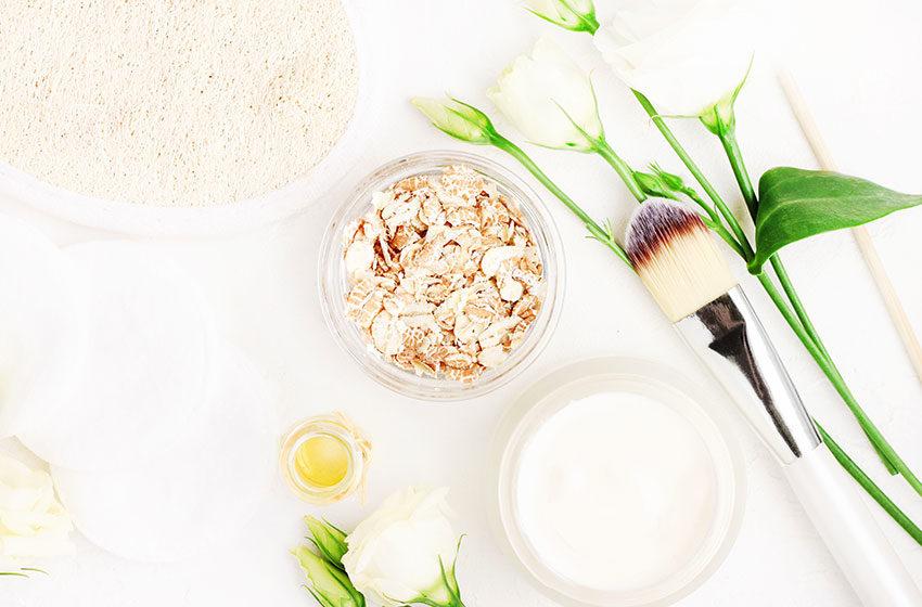 آموزش تهیه آرایش پاک کن طبیعی