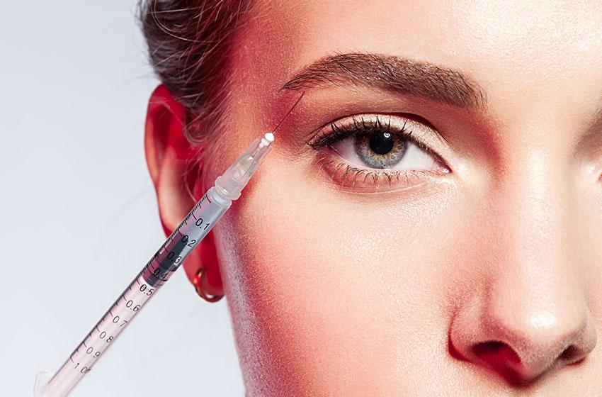 خطرات و عوارض جانبی احتمالی تزریق بوتاکس-خانومی