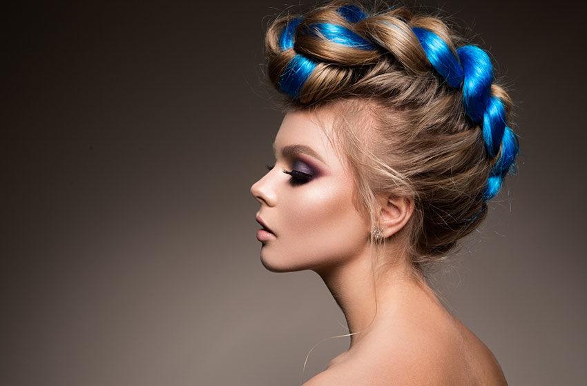 چه نکاتی را در انتخاب رنگ مو فانتزی باید بدانیم؟