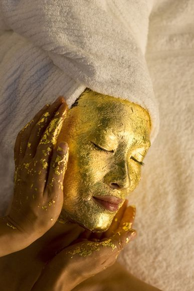 ماسک طلا-خانومی