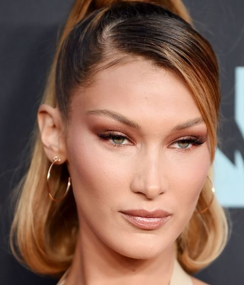 آرایش مدل مو مخصوص صورت بیضی شکل