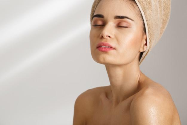 روتین مراقبت پوست خشک